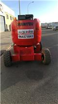 Manitou 170 AETJ, 2011, Articulated boom lifts
