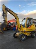 Neuson 6502 WD, 2005, Excavadoras de ruedas