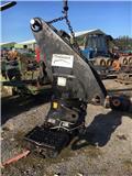 Timberjack 1070 TJ180 crane base, 2000, Grúas taladoras