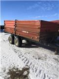 Velsa 95, Tipper trailers