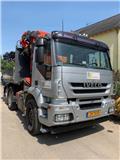 Iveco AD 260 S31Y, 2004, Crane trucks