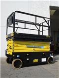 Airo X12 EW - podnośnik nożycowy - Windex, 2020, Pacēlāji uz automašīnas bāzes
