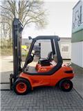 Linde H30D Heftruck, Diesel heftrucks, Laden en lossen