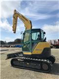 Yanmar SV 100-2, 2015, Mini excavators  7t - 12t
