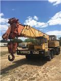 Grove TM 650, 1980, Mobile and all terrain cranes