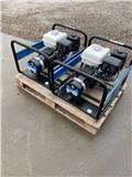 Sdmo HX4000, Benzingeneratorer
