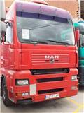 MAN TGA 19.530 4x2 Euro 3, 2004, Traktorske jedinice