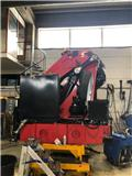 HMF 6020 K6、2017、ローダークレーン