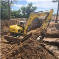 Wacker Neuson ET145, 2017, Crawler excavators