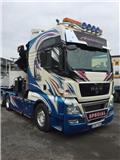 MAN TGX26.480-2BLS, 2010, Boom / Crane / Bucket Trucks