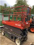 SkyJack SJ 3226, 2015, Scissor lifts