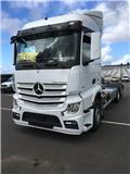 Mercedes-Benz 2551L, 2017, Container Trucks