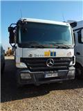 Mercedes-Benz Actros 4141, 2008, Billenő teherautók