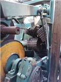 Nørgård Andersen barkmaskine til afbarkning, Aserradoras