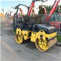Bomag BW 135 AD, 2011, Twin drum rollers