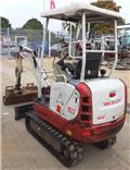 Takeuchi TB216, 2014, Mini excavators < 7t (Mini diggers)