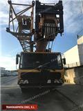 Krupp KMK 3045, 1991, Mobile and all terrain cranes