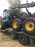 John Deere 1110 D, 2003, Forwarder