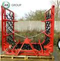Agro-Factory Meadow drag harrow 6m/ Волокуша 6 м/Wiesenegge 6/4, 2021, Brony