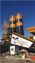Fabo TURBOMIX-100 MOBILE CONCRETE PLANT READY ON STOCK、2020、混凝土搅拌站|干混砂浆搅拌站|稳定土搅拌站