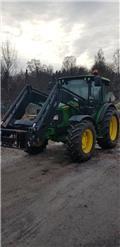 John Deere 5100 R, 2010, Traktori