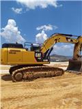 Caterpillar 349 EL VG, 2015, Excavadoras sobre orugas