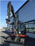 Eurocomach ES 85 ZT, 2015, Mini excavators  7t - 12t