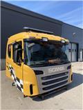 Scania G-serie, 2013, Hytter och interiör