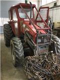 Massey Ferguson 4255, 2001, Traktor med skogsutstyr