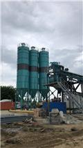 Constmach 120 m3 Mobile Concrete Plant Best Price, 2020, Beton santralleri