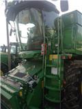 John Deere T 670 i, 2017, Combine Harvesters