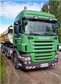 Scania R 500, 2008, Dragbilar