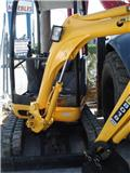 JCB 8018, 2005, Mini excavadoras < 7t
