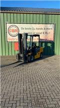 Jungheinrich DFG 430, 2014, Diesel trucks
