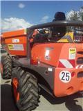 Ausa D 600 AP G、2017、側卸礦車