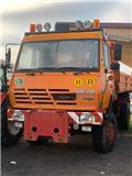 Steyr 19 S 27, 1997, Kiper kamioni