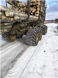 Timberjack 810B, 2000, Naudoti miškovežiai (Forvarderiai)