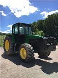 ジョンディア 6600、1996、林業トラクター