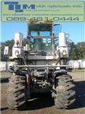 Wirtgen WR2500S, 2005, Mga scraper