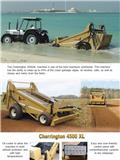 Cherrington 4500XL, Other groundcare machines