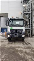 4 UNITS - Mercedes-Benz Arocs 4142, 2016, Kamionske beton pumpe