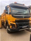 Volvo FMX 410, 2016, Dump Trucks