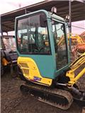 Yanmar SV 15, 2011, Mini Excavators <7t (Mini Diggers)