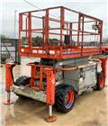 SkyJack SJ 6832 RT, 2007, Scissor lifts