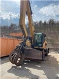 Caterpillar M 318 D MH, 2007, Waste / industry handlers