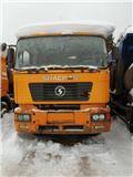 Shacman SX 32255DR384, 2012, Billenő teherautók