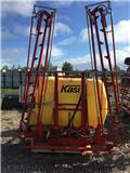 Kasi 3/1000/12, 2012, Mounted sprayers