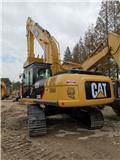 Caterpillar 330 D, 2011, Crawler excavators