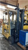 Hyster J 1.60 XM T, 2008, Electric Forklifts