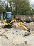 New Holland E 16 B, 2012, Mini excavators < 7t (Mini diggers)